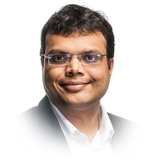 Nitin Gupta, Co Founder and CEO, PayU India